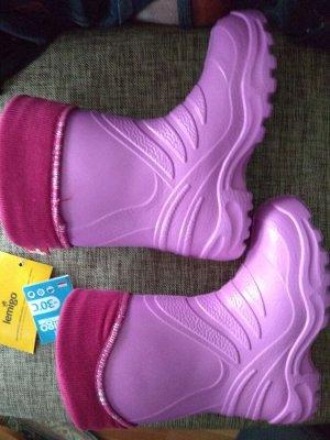 Новые сапоги LЕМIGО от слякоти и мороза (розовые)
