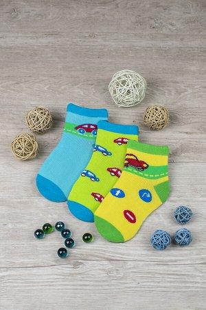 Носки Ралли детские (набор)