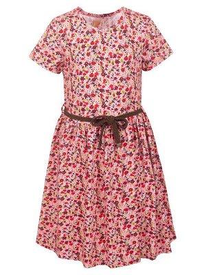 Платье  Цвет:розовый