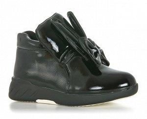 Ботинки ИРИНА, Черный
