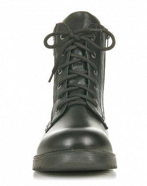 Ботинки ЛЕЛЬ, Черный