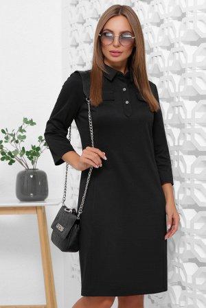 Платье 1844 черный