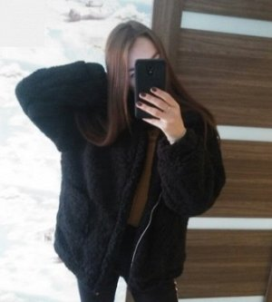 Куртка Куртка, оформленная длинными рукавами, смесь хлопка/полиэстер. Размер (обхват груди, длина рукава, длина изделия, см): S (114,57,51), M (116,58,52), L (118,59,53), XL (120,60,54), 2XL (122,61,5