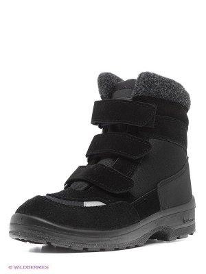 Tarra Tuisku ботинки утепленные, черный 36