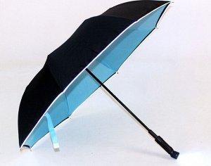 Зонт наоборот. ФИОЛЕТОВЫЙ!