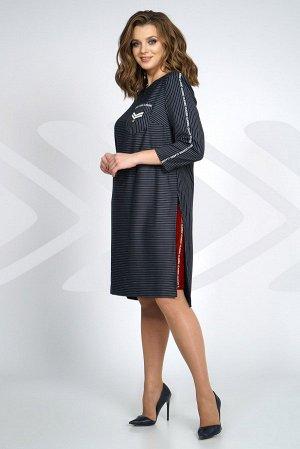 Женский комплект туника и юбка