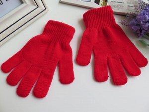 Перчатки на возраст 4-7 лет