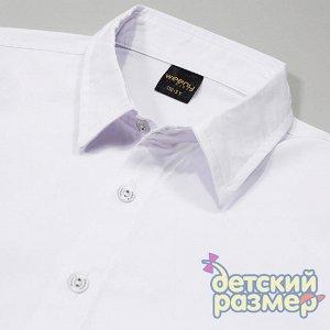 Пиджак с рубашкой 110-128