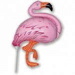 "902682 Шар-фигура/ мини фольга, ""Фламинго"" (FM), 29 см х 42 см"