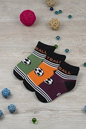 Мяч носки детские (комплект 3 пары)
