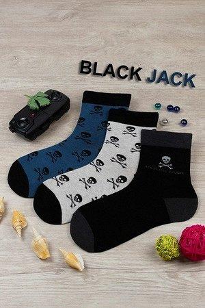 """Носки детские """"Джек"""" (комплект 3 пары)"""