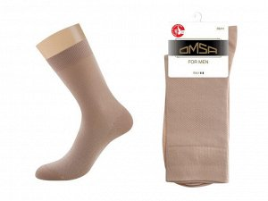 Классические летние эластичные мужские носки из хлопка