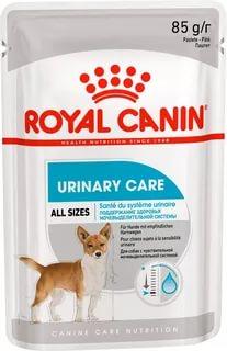 Royal Canin URINARY CARE (УРИНАРИ КЭА)Паштет для взрослых собак с чувствительной мочевыделительной системой