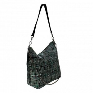 Стильная женская сумочка AT_Losteil из натуральной кожи с оригинальной фактурой.