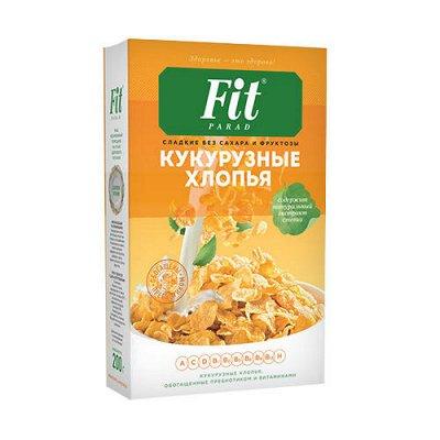 Самая большая ЭКО-ветка! Лучшее в твою продуктовую корзину — Полезный завтрак-Хлопья и мюсли — Каши, хлопья и сухие завтраки