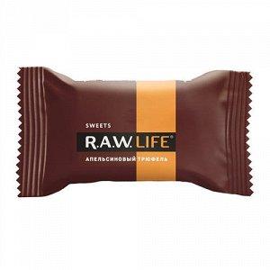 """Конфета """"Апельсиновый трюфель"""" Raw Life"""
