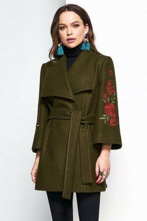 Пальто Lissana Артикул: 3613 хаки