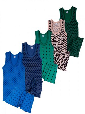 "Комплекты для мальчиков ""Intricate pattern"""