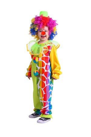 2014 к-19 Клоун размер 116-60
