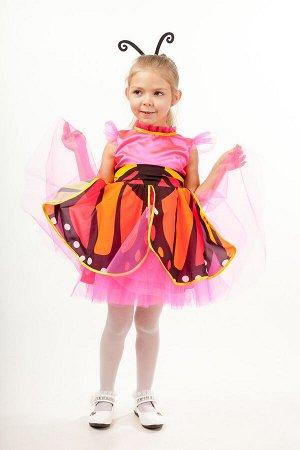 Новогодний костюм Бабочка размер 116-60