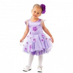 Платье Фиалка размер 122-64