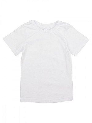 Футболка для мальчиков МШ-ФБ006-192(белый)