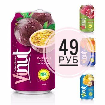 🇻🇳Вкусный Вьетнам. Лапша, соусы, приправы, кофе... — Напитки. Акция на Vinut! — Напитки, соки и воды