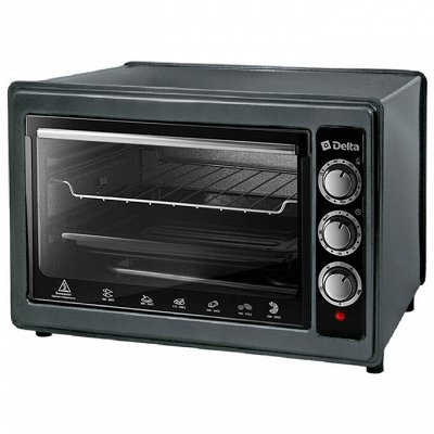 ✔ Дельта- Дискаунтер ✔ Товары для дома ✔- 44 — Духовки электрические — Хлебопечки и тостеры