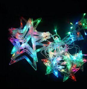 """Занавес """"Пора собирать звёзды"""" Цветной"""