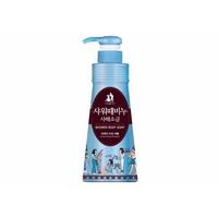 Жидкое мыло для тела «Mukunghwa» (Ароматерапия - Свежесть океана)  500 мл