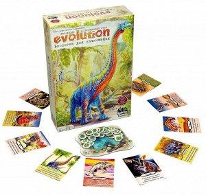 """Карточная игра """"Эволюция.Биология для начинающих"""" арт.13-03-04"""