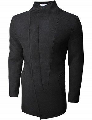 Пальто Keanu Black