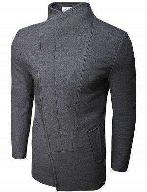 Пальто Keanu Dark Gray