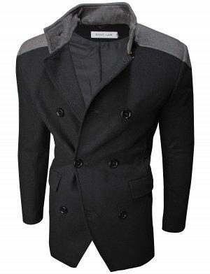 Пальто Raw Black Antracit 2