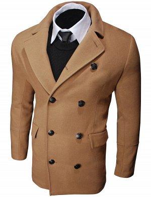 Пальто T003 Camel