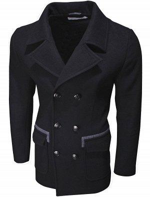 Пальто Trim Black