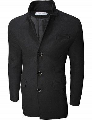 Пальто Casual Black