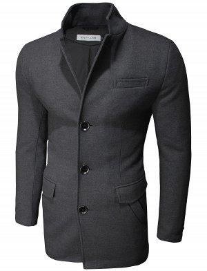 Пальто Casual Dark Gray