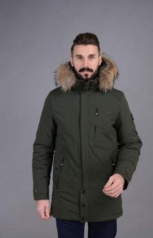 Куртка мужская зимняя Р-1002 хаки