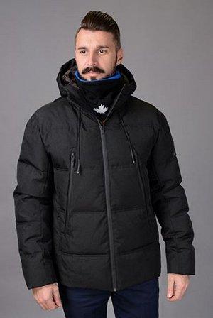Куртка мужская зимняя Р-721 черный