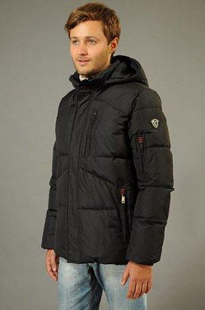 АКЦИЯ Куртка мужская зимняя P-73 черный