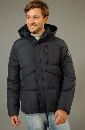 АКЦИЯ Куртка мужская зимняя P-73 синий