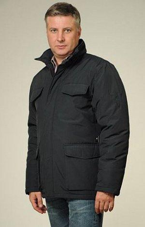 АКЦИЯ Куртка мужская деми  P-30 черный
