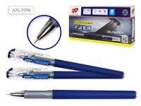 Ручка гелевая, цв.чернил СИНИЙ 0,5мм