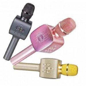 Портативный караоке микрофон с встроенными динамиками L668