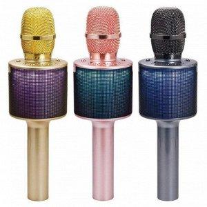 Портативный караоке микрофон с встроенными динамиками L666