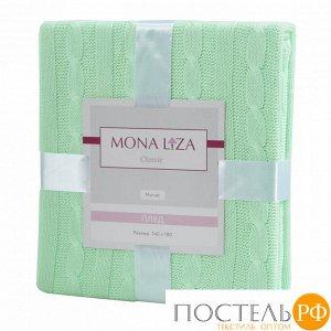 """520403/14 Плед """"Monet"""" 140*180 Mona Liza Classic нежный салатовый"""