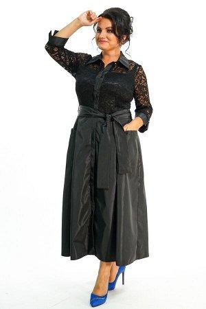 Платье-3987
