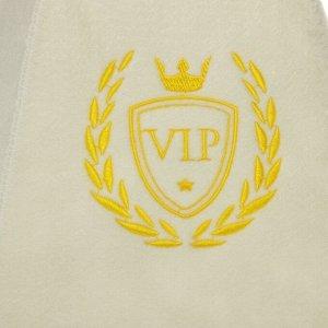 """Шапка для бани с вышивкой """"VIP"""", первый сорт"""