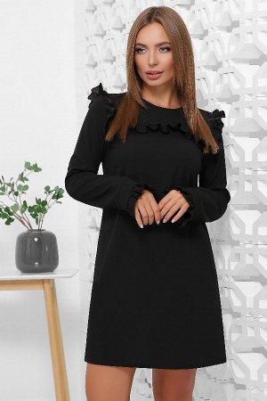Платье 1845 черный
